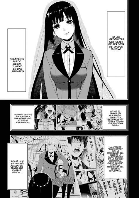 Kakegurui Capítulo 5 página 5 - Leer Manga en Español