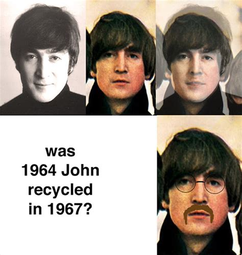 how a haircut changed the world the beatles create the paul on the run the beatles never existed shock claims