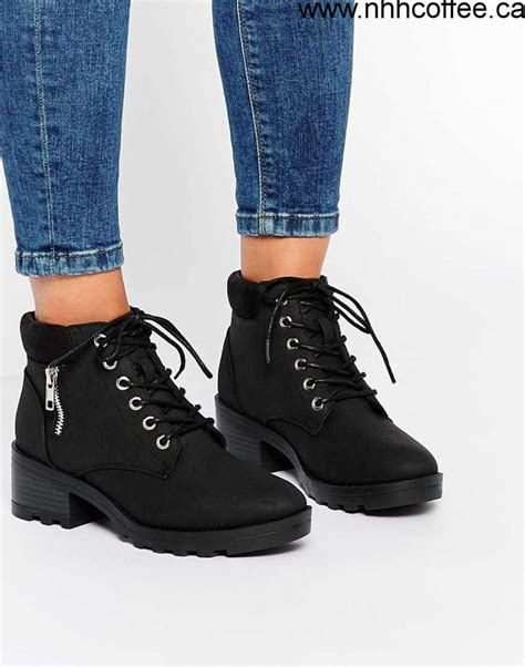 shoes s new look lace up work boots
