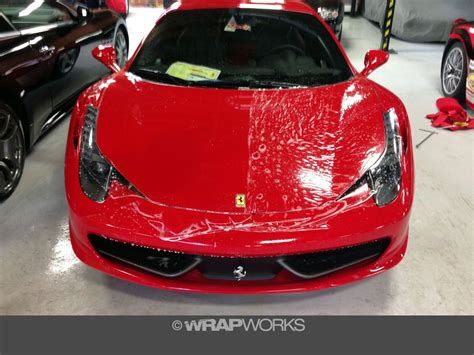 car exterior paint protection 5 reasons you should use paint protection on your car