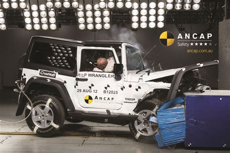 Jeep Wrangler Safety Ratings Images Ancap