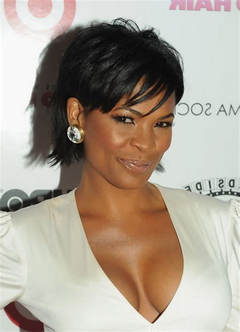 short hair is good or long nia long short hairstyles