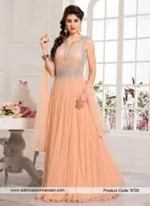 diamond work net designer gowns
