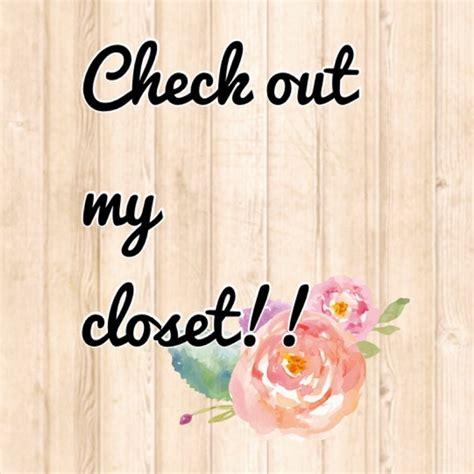Poshmark Shop Closet by Poshmark Check Out Closet From S Closet