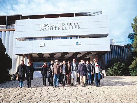 Montpellier Business School Mba by Master Grande Ecole Esc Montpellier Ecoles2commerce