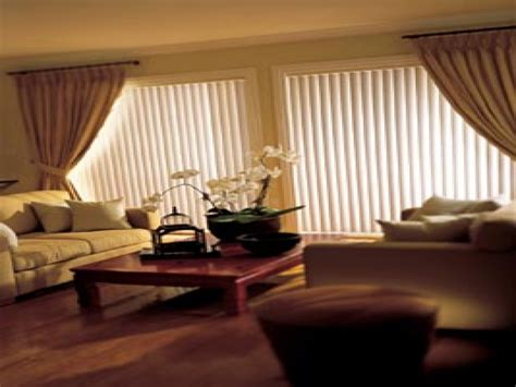 curtains over blinds vertical blinds with valance ideas