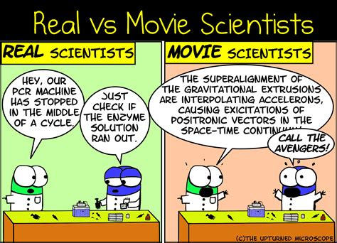 biography movie of scientist real vs movie scientists the upturned microscope
