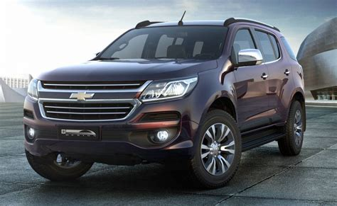 chevrolet trailblazer 2017 holden trailblazer confirmed as colorado 7
