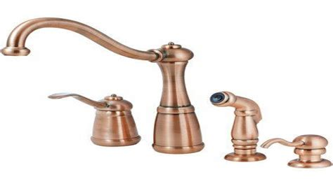 pfister kitchen faucets parts copper faucet price pfister kitchen faucet copper old