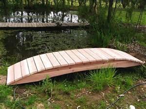 backyard bridges garden bridges plans handcrafted redwood garden bridges for koi ponds 559 325 2597