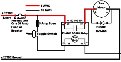 12 volt electric fan switch 12 volt toggle switch wiring diagrams wiring diagram and