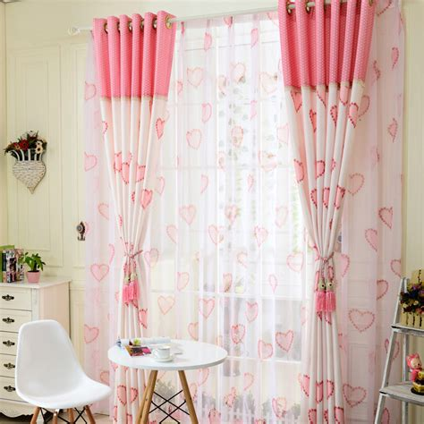 curtain for girl room pink color lovely affordable curtains for girls room