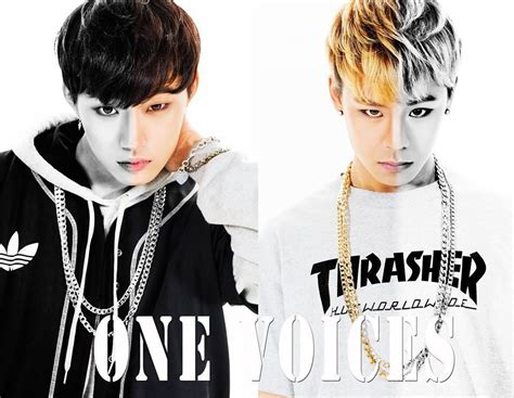 Hip Duo For You O by Upcoming Duo Onevoices Look Hip In Debut Image