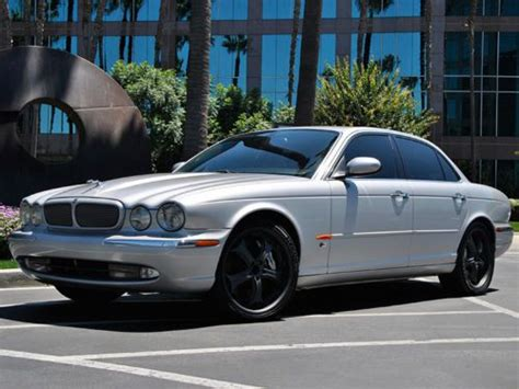 find used 2004 jaguar xjr supercharged 4 2l sedan in whittier california united states
