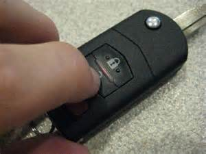 mazda cx 9 key fob remote battery replacement