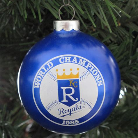 kc royals 1985 christmas tree ornament flickr photo