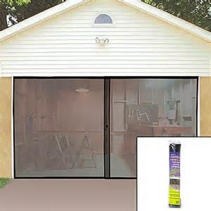 Garage Screen Doors Buy Single Garage Screen Door From Bed Bath Beyond