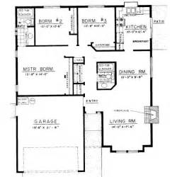 Best Bungalow With Attached Garage House Plans Photos - 3D house ...