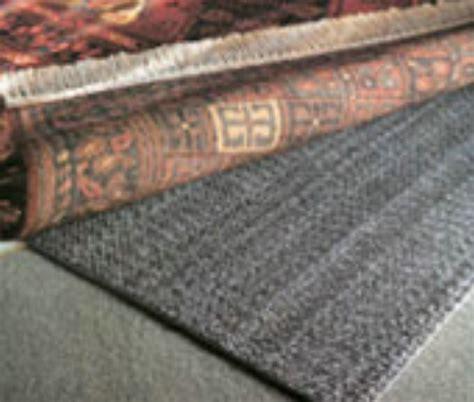 rug underlay non skid riversible rug underlay teebaud de poortere