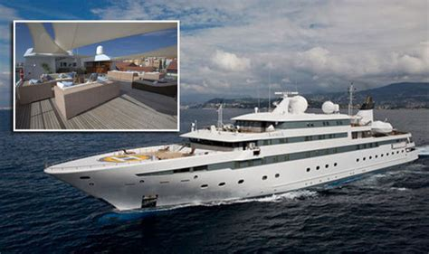 who owns the biggest boat in the world biggest superyacht luxury boat mediterranean 150 guest