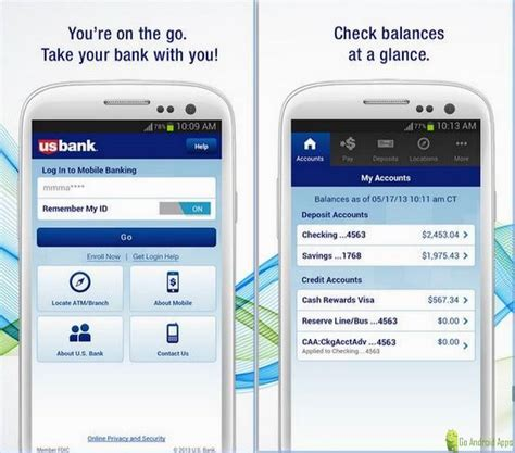 us bank app for android top 5 best mobile banking apps for android