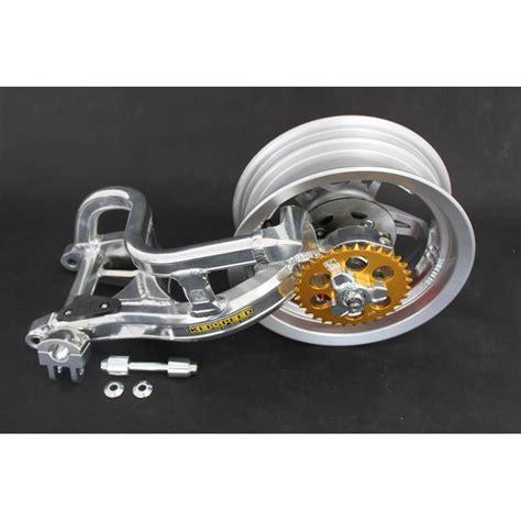 Mono Swingarm For Monkey Silver Motorkit