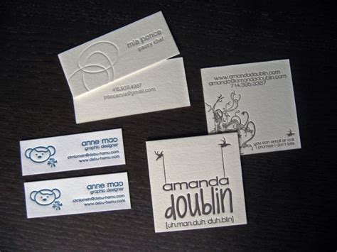 30 gorgeous small business cards for a unique representation aha daily - Gift Card Small Business
