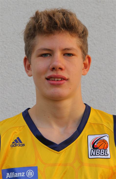 Moritz Wagner Alba Nachwuchs In Den Nationalmannschaften Unterwegs Alba