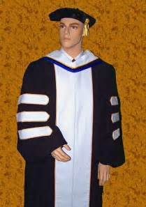 phd cap and gown doctoral gowns and phd gown to go with tam and for
