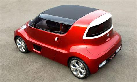box car nissan concept flashback 2007 nissan round box is leaf cube iq