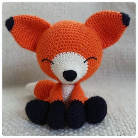 amigurumi fox the sleepy fox free amigurumi pattern
