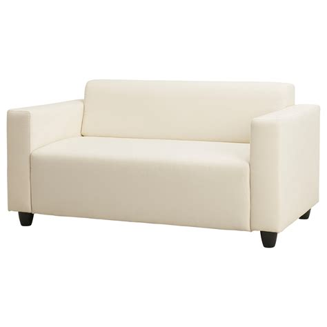 depth of couch klobo two seat sofa ikea 179 lussebo natural only
