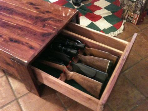 coffee table with hidden gun storage 139 best images about girls with guns on pinterest gun