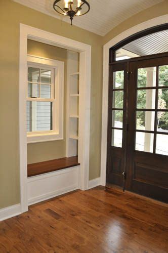 Entry foyer, Foyers and Shelves on Pinterest