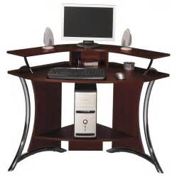 Small Corner Computer Desk For Home Fabulous Corner Computer Desks For Home Office Furniture Modern Solid Wood Corner Computer