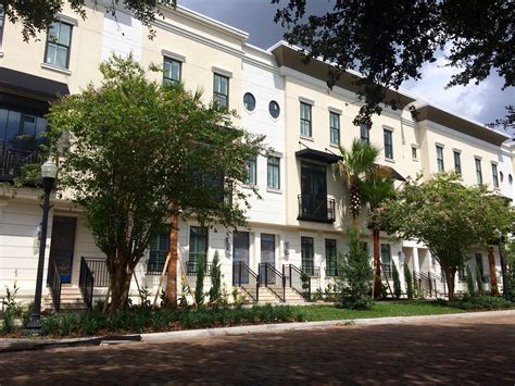 The Brownstones At Thornton Park | the brownstones at thornton park orlando condo critic