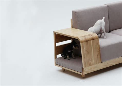 the house sofa by seungji mun