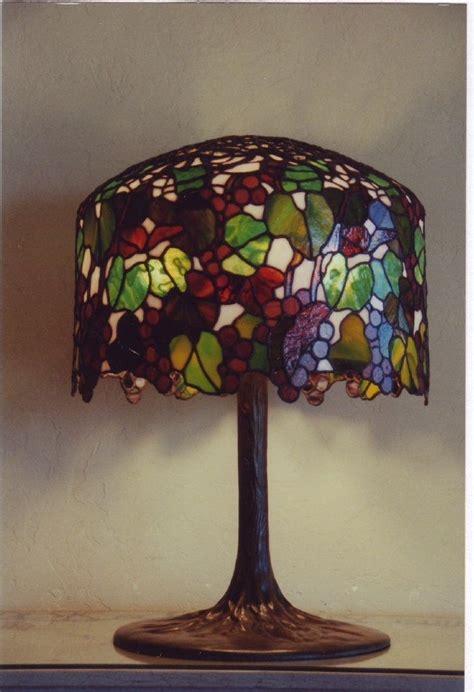 handmade tiffany lamps  leblanc stained glass studio custommadecom
