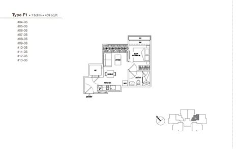 regent residences floor plan 1 bedroom regent residences