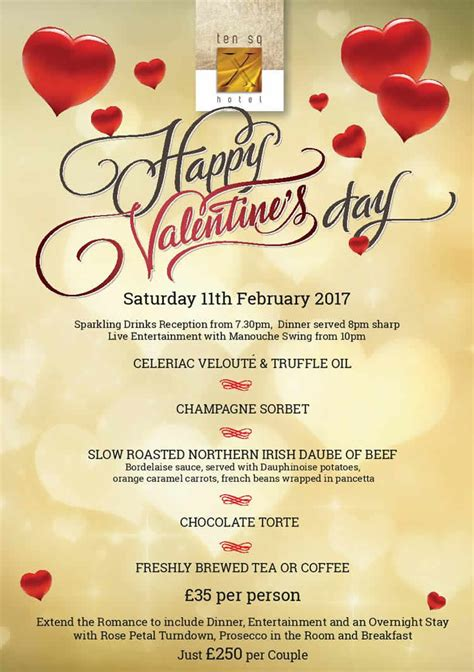 valentines hotel deals valentines hotel packages uk thin