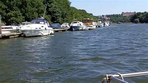 thames river ferry richmond thames river hammerton s ferry between richmond ham