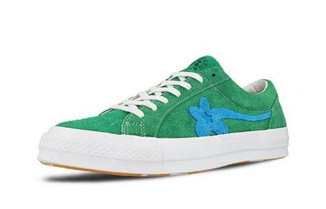 Sneakers Converse One X Golf Le Fleur Green Bnib converse one golf le fleur green 160322c fastsole