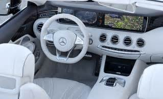 Mercedes S63 Amg Interior 2017 Mercedes Amg S63 Cabriolet Cars Exclusive