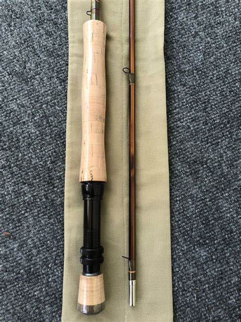 Handmade Bamboo Fly Rods - available now tebo custom bamboo fly rods