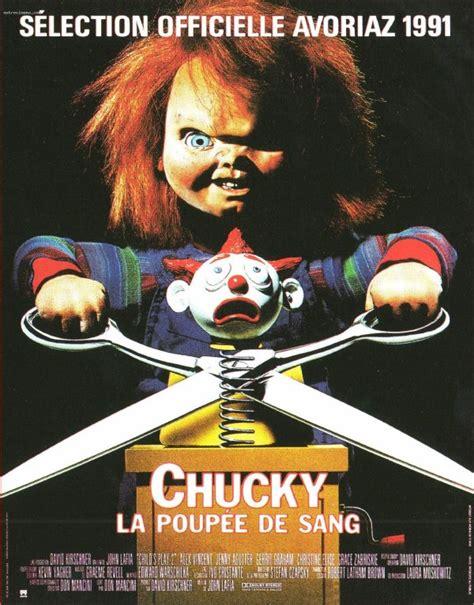 film horreur chucky 1 critiques de films d horreur chucky 2 la poup 233 e de
