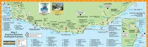 kaanapali resort map kaanapali hotel map gallery