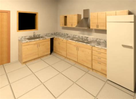 simple kitchen cabinet design