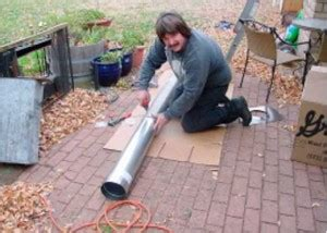 Chimney Liner Puller - the relining process grand ole discount chimney sweeps