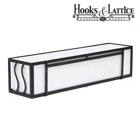 wrought iron window box cages window box cage wrought iron window box cages and