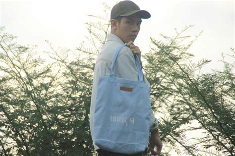 Totebag American Drill cangklong totebag home